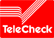 We Accept Checks Through Telecheck